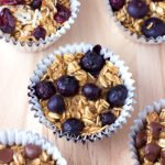 Customizable Baked Oatmeal Muffins