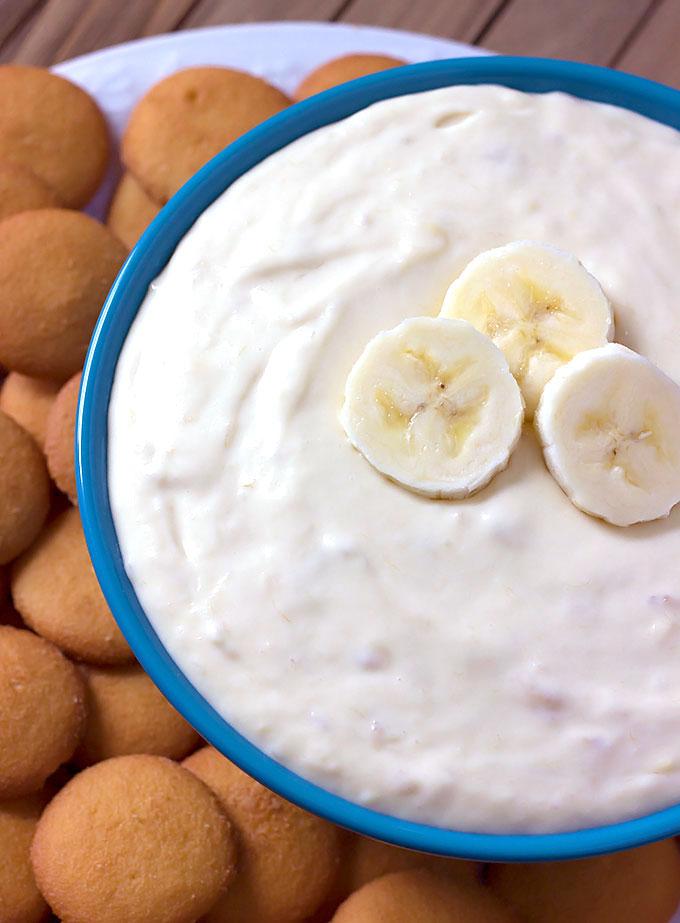 Banana Pudding Cheesecake Dip